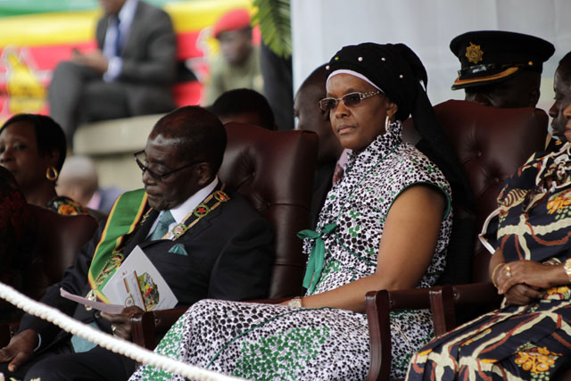 First Lady Grace buys US$4m plot in Borrowdale