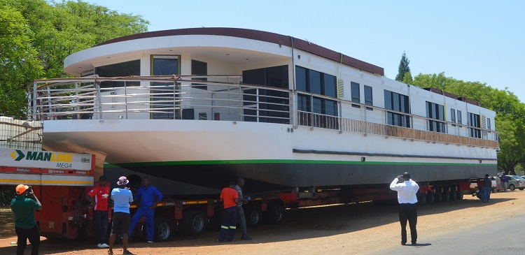 It's Time for Zimbabwe to talk to Botswana about the 'African Dream' Boat
