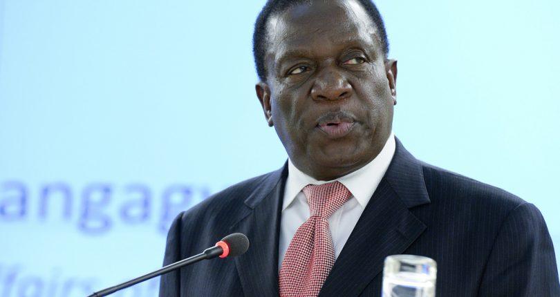 Zimbabwe won't return land to white farmers: Mnangagwa