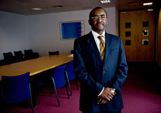 Strive Masiyiwa, the richest man in Zimbabwe